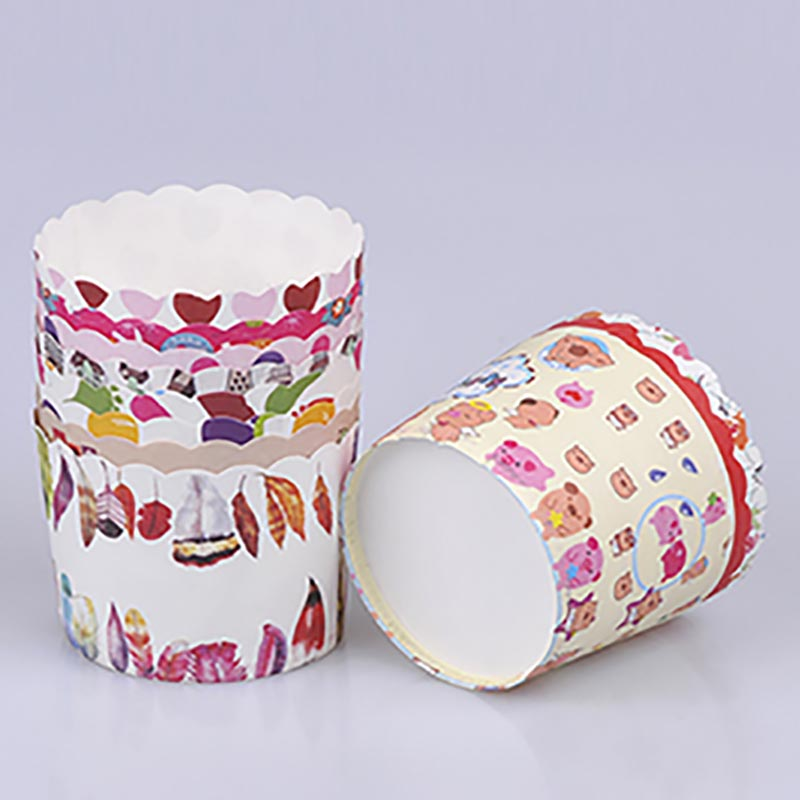 PE coated bakery paper cup